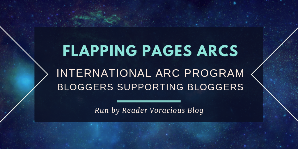 Flapping Pages ARCs: Bloggers Supporting Bloggers