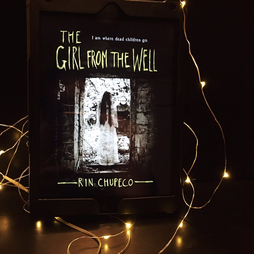 photo of kindle copy The Girl from the Well