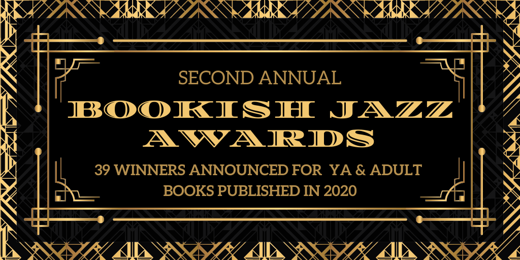 Winners for the second annual Bookish Jazz Awards